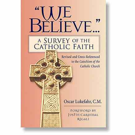 an analysis of the jesus of the catholic faith Catholic church origin: christian baptized christians united in the mystical body of christ expressed through the eucharist and unified as the church catholic.