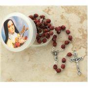 Genuine Rose Petal Rosary