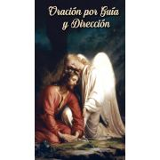 Spanish Thomas Merton Prayer Card for Guidance & Direction - (50 Pack)