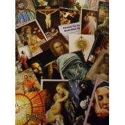 Catholic Classic Series - 75 Catholic Holy Card Assortment