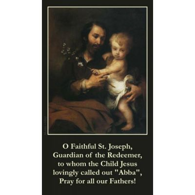 Father s Day Prayer Card (50 pack) -  - PC-204
