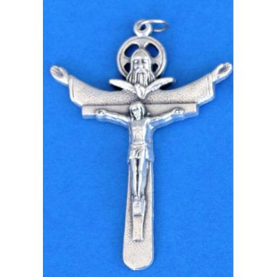 Italian 2 inch A Tertium Millenium Crucifix -  - C-61