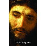 Jesus Help Me Prayer Card (50 pack)