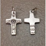 Mini Pope Francis Pectoral Cross
