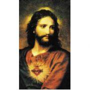 Sacred Heart of Jesus Prayer Card (50 pack)