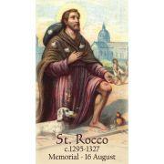 Saint Rocco Prayer Card (50 pack)