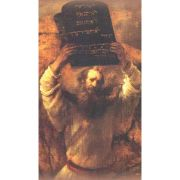 Ten Commandments Prayer Card (50 pack)