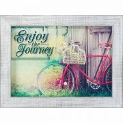 Wall Decor Enjoy The Journey - (Pack of 2)