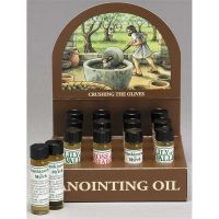 3 Assorted 1/4 oz Oil of Healing Pack of 12