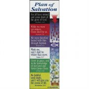 Bookmark Plan of Salvation Pack of 6