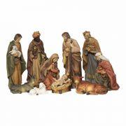 10 Piece Nativity Set