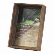Photo Frame Tabletop For I Know Jer29:11 Mdf (v) - (Pack of 2)