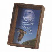 Photo Frame Tabletop Eagle Mdf/paper H4x6