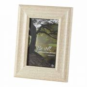 Photo Frame Tabletop Be Still&know Ps 46:10 4x6 - (Pack of 3)