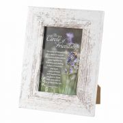 Photo Frame Tabletop Circle Of Friendship 4x6 - (Pack of 3)