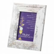 Photo Frame Tabletop Comm Jn6:33 Mdf/paper 4x6 - (Pack of 2)