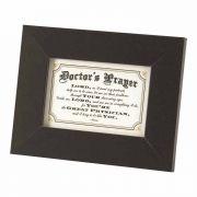 Photo Frame Tabletop Doctor's Prayer Ps 4x6