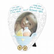 Photo Frame Tabletop Boy Every Good&perfect Resin - (Pack of 2)