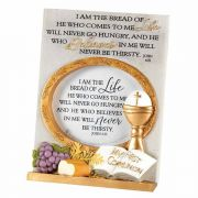Photo Frame Tabletop First Com.jn.6:35 Resin - (Pack of 2)