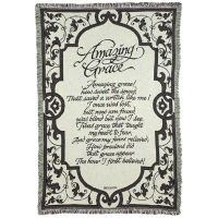 Blanket Cotton Amazing Grace 46x68 inch