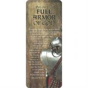 Bookmark Paper Full Armor of God Ephesians 6:14-17, 12pk