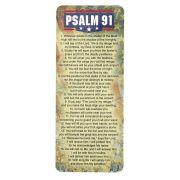 Bookmark Paper He Is My Refuge Psalm 91 Pack of 12