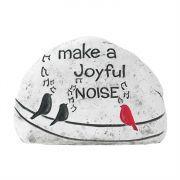 Garden/Rock Decor Make a Joyful Noise (Pack of 3)