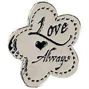 Lapel Pin Love Always Pack of 6