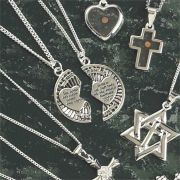 Necklace Mizpah The Lord Watch Between