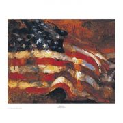 Unmounted Print Old Glory Pack of 3