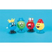 Wind Up Funny Face Cross 3 Assorted Pack of 12