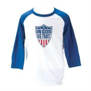 Xlg T-Shirt In God We Trust