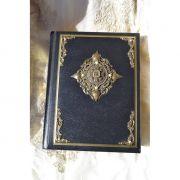 Jeweled Deluxe Family Heirloom Bible - Black RSV Catholic