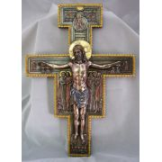 San Damiano Crucifix From The Veronese Collection, 11x16 Inch