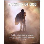 Warrior of God - Art Print by Danny Hahlbohm