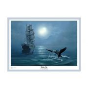 Whales Tail - Art Print by Danny Hahlbohm