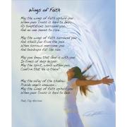Wings of Faith - Art Print by Danny Hahlbohm