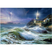 Ye are the Light of the World - Art Print by Danny Hahlbohm