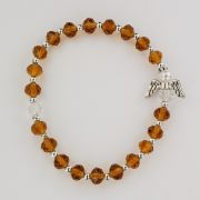 Topaz Youth Angel Bracelet -