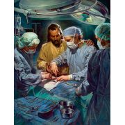 Chief of the Medical Staff - Studio Canvas Giclee or Art Print