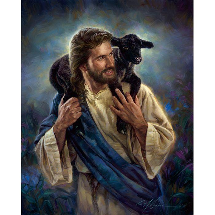 Картинка иисус с надписью