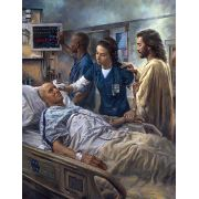The Healer - Studio Canvas Giclee/Art Print