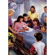 The Miracle of Birth - Studio Canvas Giclee or Art Print