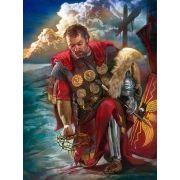 The Roman Centurion - Studio Canvas Giclee or Art Print