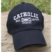 Catholic Original Embroidered Hat