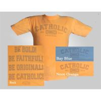 Catholic Original Tinted Children's T-shirt