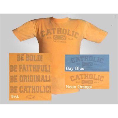 Catholic Original Tinted Children s T-shirt -  - OCCT