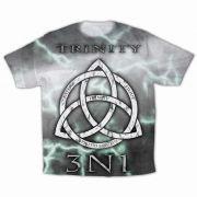 Trinity Graphic Poly T-Shirt