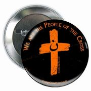 We are the People of the Cross Solidarity Button (5 Pack)