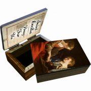 Saint Cecilia Keepsake Box